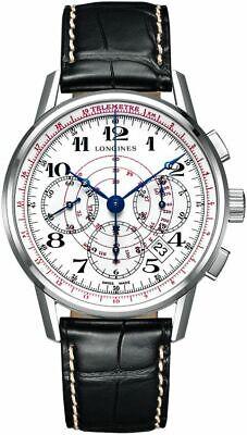 Longines Heritage Chronograph Men's Watch L2.780.4.18.2