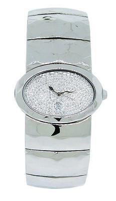 Roberto Cavalli R7253133615 Women's Multiface Swarovski Crystal Analog Watch