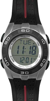 Dakota Atomic Talking Digital Watch  72416
