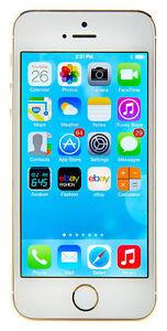 Smartphone Apple iPhone 5s - 32 Go - Or - France - État : Reconditionné par le vendeur : Objet ayant été remis en état de fonctionnement par le vendeur eBay ou par un tiers non agréé par le fabricant. Cela signifie que l'objet a été inspecté, nettoyé et remis en parfait état de foncti - France