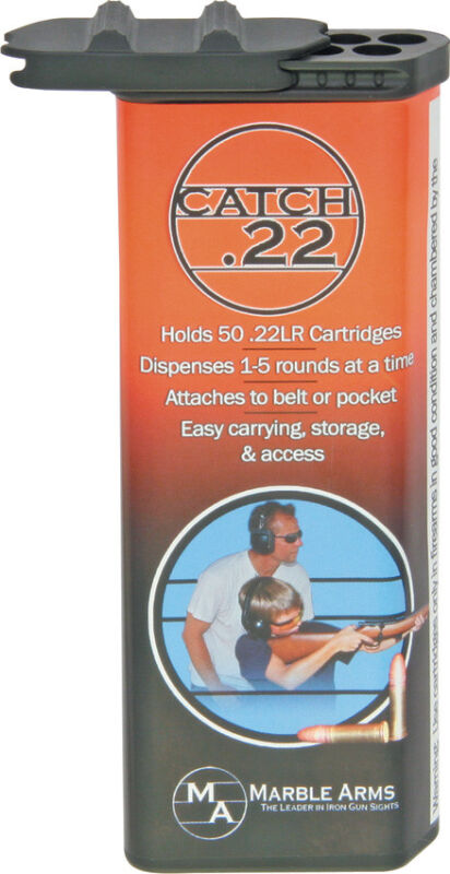 Marble Arms 960 Catch 22 Ammo Storage/Carrier Cartridge Dispenser