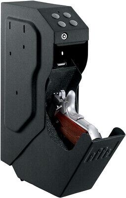 SpeedVault GUN LOCK Digital Keypad Quick-Draw Firearm Safe Storage Locked Secure