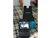 Blackberry mobile phone 9720