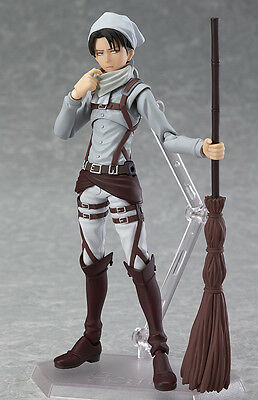 Attack on Titan Levi Cleaning ver. Figma