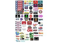 IPTV all channels PPV, BOX OFFICE, ALL HD £15 1 month