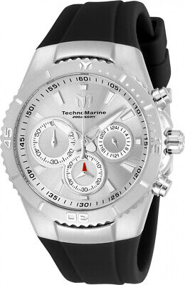 Technomarine TM-218034 Manta Women's 40mm Stainless Steel Silver Dial Watch