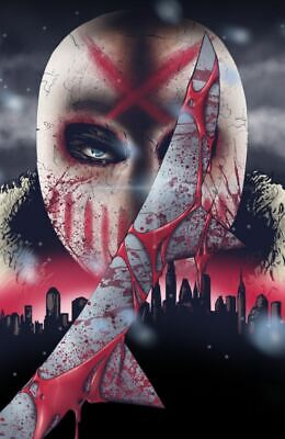 Maniac of New York #1 2nd Ptg HawgJaw Exclusive Art by Bryan SilverBaX Lmt/250