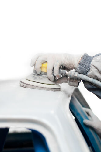 How to Repair Auto Paint