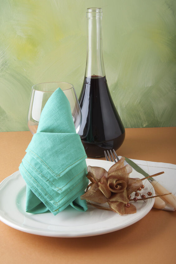 How to Make Christmas Trees by Folding Napkins | eBay