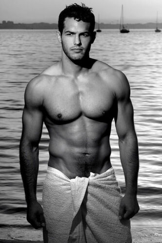 Jeremy Parisi SEXY  HOT beefcake  PHOTO 8X11 BUY 2, GET 1 FREE