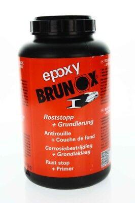 Brunox Epoxy 1L Rostumwandler Rostschutz Grundierer Schweizer Produktion