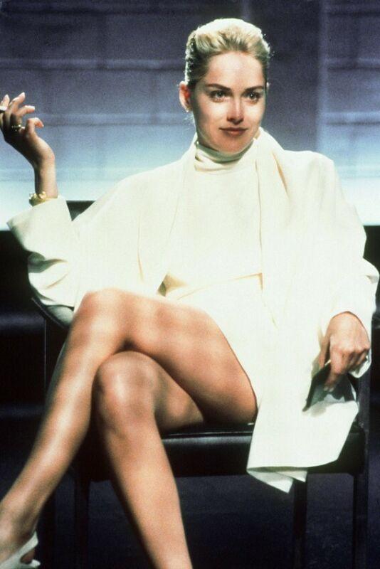 Sharon Stone Basic Instinct Color 18x24 Poster Print