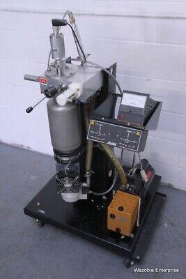 Cit Alcatel Diffusion Pump Vacuum System Pdr 250 Cf2p Pl2 2004a
