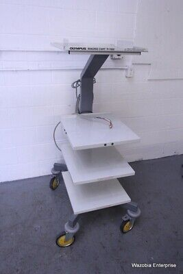 OLYMPUS IMAGING CART TI-1900 ENDOSCOPY SYSTEM MOBILE WORKSTATION Olympus Image Systems
