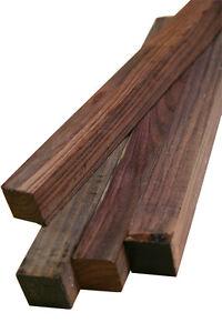 Legno di indian rosewood per costruire le penne al tornio for Costruire tornio legno