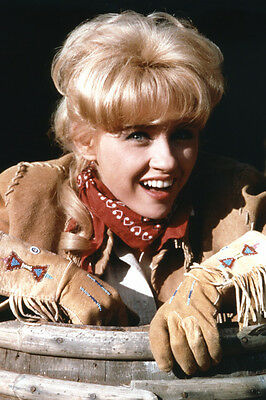 Melody Patterson As Wrangler Jane Angelica Thrift F Troop 11X17 Poster Smiling