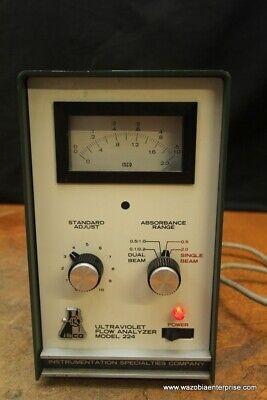 Isco Ultraviolet Flow Analyzer Model 224