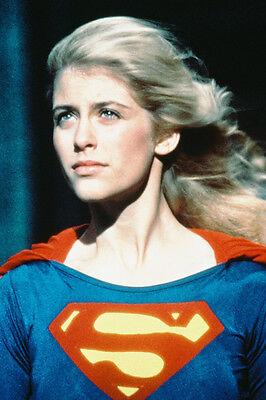 Helen Slater As Supergirl In Costume 11x17 Mini - Slater Costume