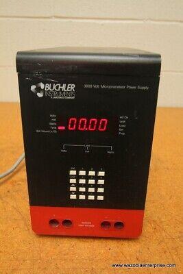 Buchler Instruments 3000 Volt Microprocessor Power Supply