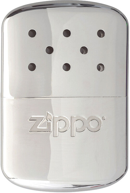 Zippo Hand Warmer 12 Hour Chrome 40323