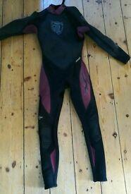 Wetsuit, mens medium