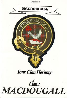 Clan MacDougall (Your Clan Heritage), Compiled by Alan McNie