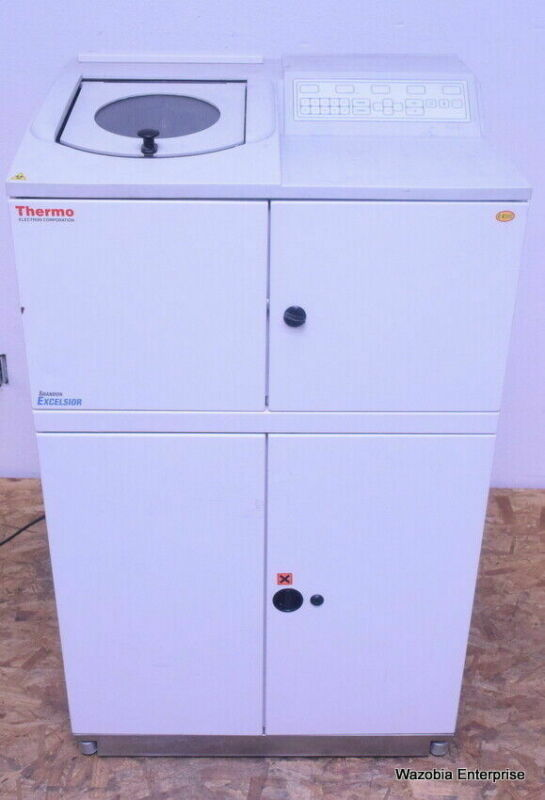 THERMO ELECTRON CORPORATION A78400001 SHANDON EXCELSIOR TISSUE PROCESSOR