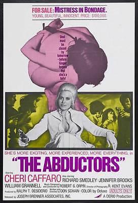 ABDUCTORS Movie POSTER 27x40