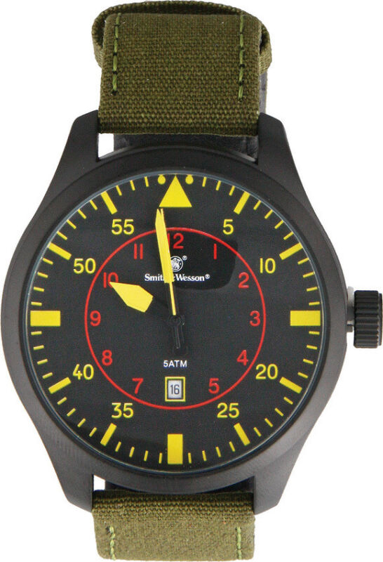Smith & Wesson Smith & Wesson Water Resistant NATO Watch