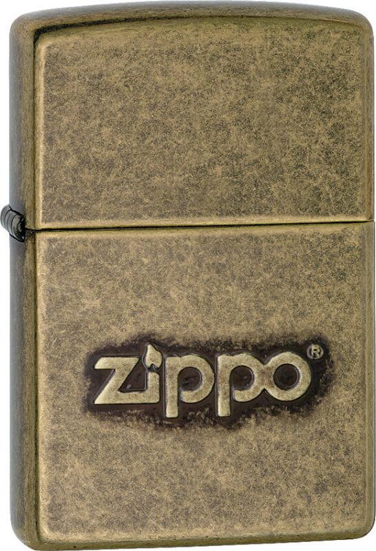 Zippo Lighter Zippo Stamp windproof made in usa 28994