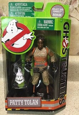 Mattel Ghost Busters Patty Tolan Action Figure New In Box Ghost Head