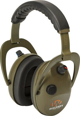 Walkers Gwp-wrepmbn Alpha Power Earmuffs Hearing Protection Shooting Ear Muffs