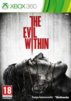 The Evil Within (Xbox 360)  BRAND NEW AND SEALED - IN STOCK - QUICK DISPATCH