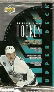1993-94 UPPER DECK ... SERIES 2 BOX ... SP INSERT in every pack!