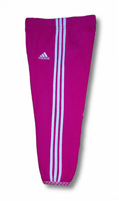 Fleece Trainingshose Mädchen (ADIDAS Mädchen Trainingshose Polar Fleece Jogginghose Sporthose Gr.92 pink)