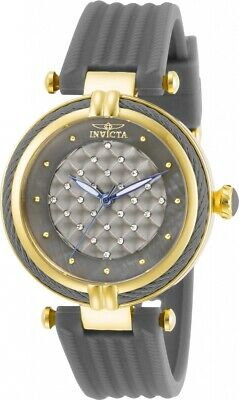 Invicta Bolt Quartz Blue Dial Ladies Watch 31031