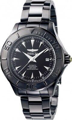 NEW! Invicta 7114 Ocean Ghost 47mm Miyota 8215 Automatic Black IP Watch