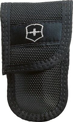 Victorinox Cordura Nylon Belt Pouch With Logo   Fits Up To 3 1 2   Vn33214