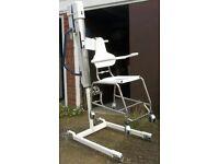 Arjo Ambulift Classic Patient Bath Lift Electric Hoist For Upto 160kg (26 Stone)
