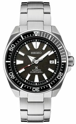 New Seiko SRPB51 Prospex Samurai Stainless Steel Automatic 44mm Watch