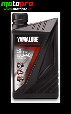 OLIO MOTORE YAMALUBE MOTO SCOOTER 4T 10 W 40 DA 1 LITRO YMD650210104