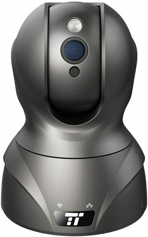 TaoTronics HS005 1080P HD WiFi Security IP Camera with iOS/Android App