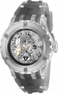 Invicta 26956 Character Collection Women's 44mm Automatic Skeleton Steel Watch