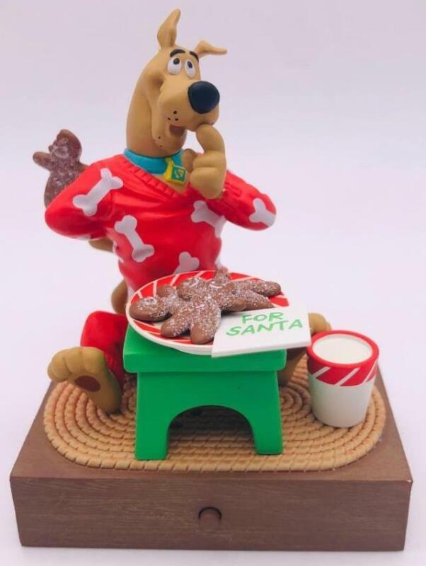 2009 Cookie? What Cookie? Hallmark Ornament Scooby Doo
