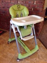 Peg Perego Prima Pappa Highchair Springvale Greater Dandenong Preview