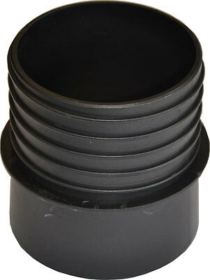 Schnellkupplung Kunststoff 100/100 mm Maschinenanschluss für Absauganlagen