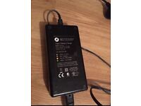 Motocaddy electric golf trolley battery charger