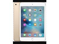 iPad Mini 4 16GB Gold BRAND NEW SEALED IN BOX