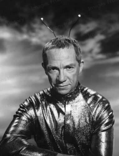 8x10 Print Ray Walston My Favorite Martian CBS 1966 #5555