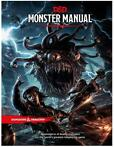 D&D 5.0 - Monster Manual | Wizards of the Coast - Boeken